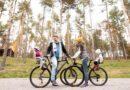 Družinske kolesarske poti: popolno družinsko doživetje