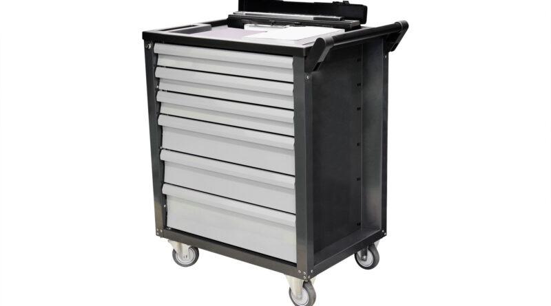 voziček za orodje