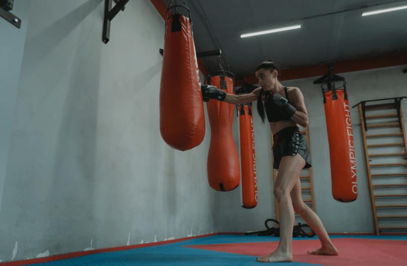 viseče boksarske vreče